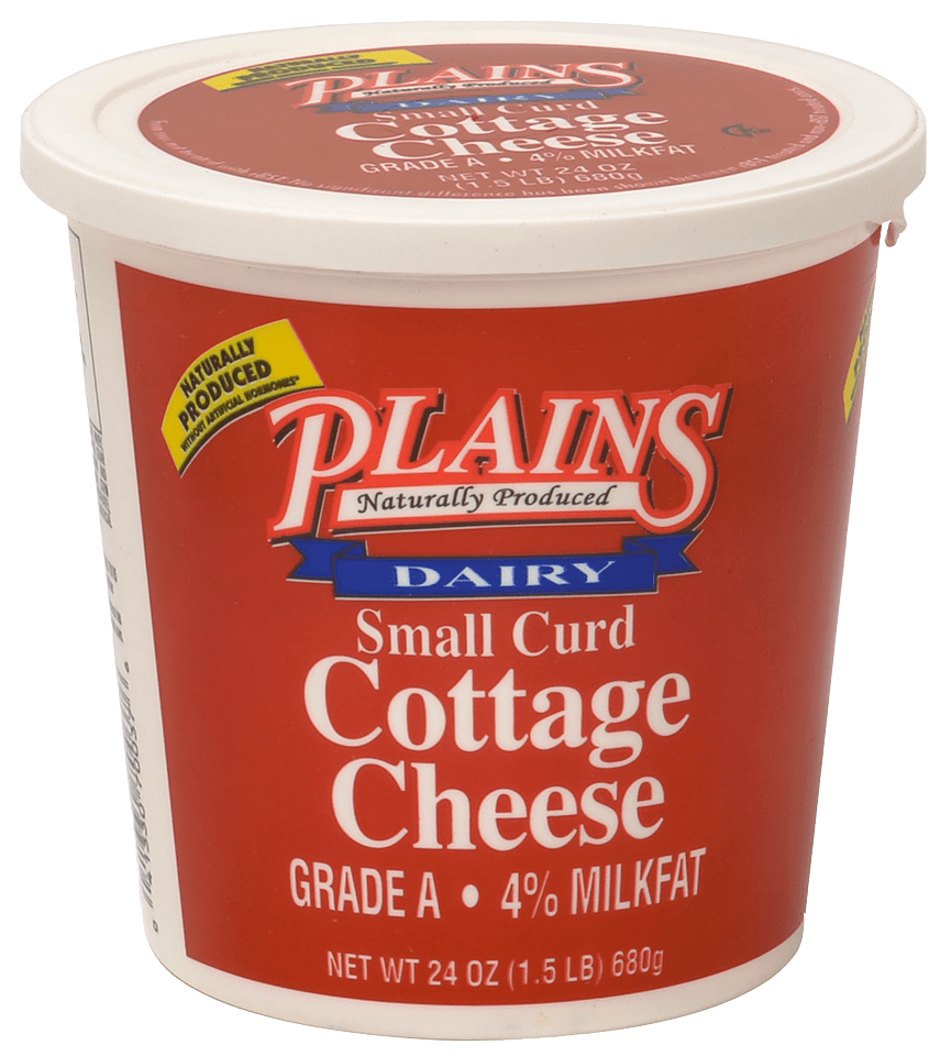cottage cheese nutritional value