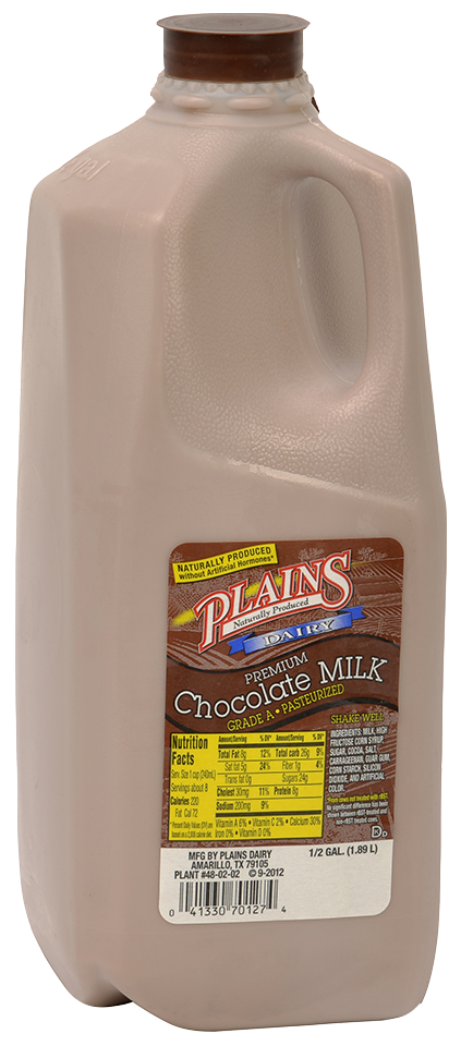 Calcium In Milk Chocolate