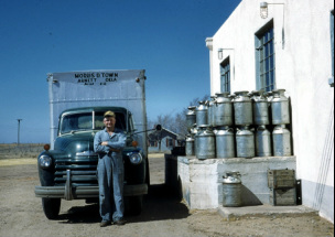 Plains Dairy And Its Hometown, Amarillo, Have A Lot In Common. Both Were  Established To Meet The Demand For A Central Entity That Could Regularly  Deliver ...