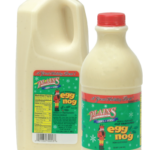 eggnog from plains dairy