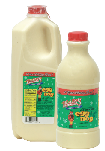 Egg Nog Half Gallon